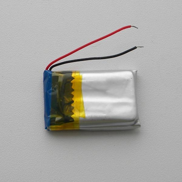 Аккумулятор для навигатора - размер 31*20*5мм