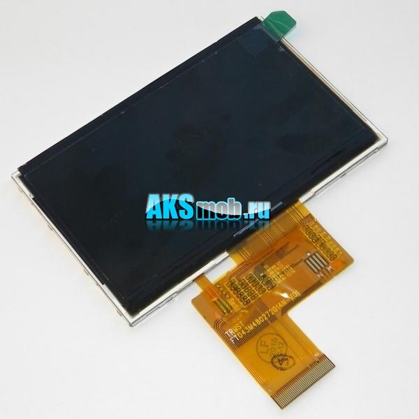 Дисплей (LCD Экран) для GPS навигатора 4,3 дюйма - тип 2