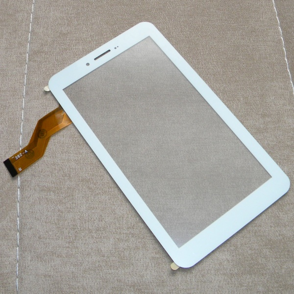 Тачскрин - сенсорное стекло FPC-FC70S589-00 (362-A) емкостный - 7 дюймов - размер 186мм на 105мм - белый