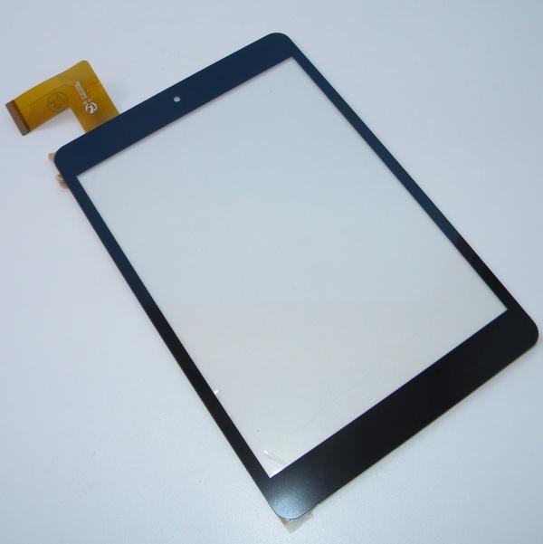 Тачскрин - сенсорное стекло - емкостный - 7.85 / 7.9 / 8 дюймов - размер 196мм на 150мм - FPC-CY785072(C8037)-01