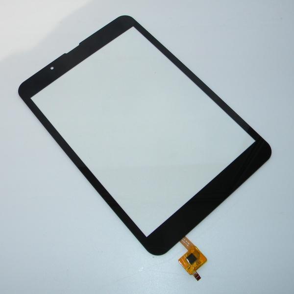 Тачскрин (сенсорная панель, стекло) для WEXLER TAB 8Q - touch screen