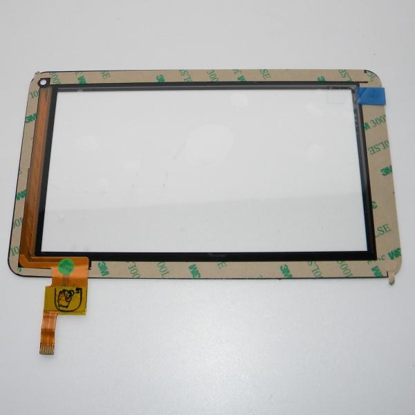 Тачскрин - сенсорное стекло TOPSUN-C0116-A1 емкостный - 7 дюймов - размер 186мм на 111мм - 12pin