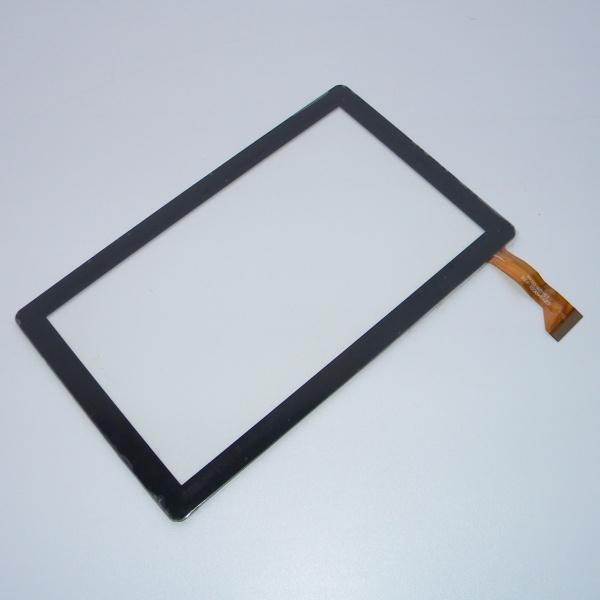 Тачскрин - сенсорное стекло CZY340C01-FPC емкостный - 7 дюймов - размер 173мм на 105мм