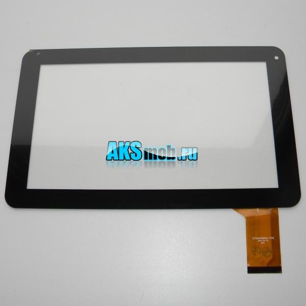 Тачскрин - сенсорное стекло CZY6439A01-FPC емкостный - 9 дюймов - размер 233мм на 142мм