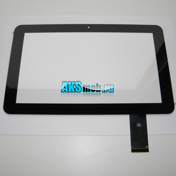 Тачскрин (сенсорная панель/стекло) для DNS AirTab E102 - touch screen
