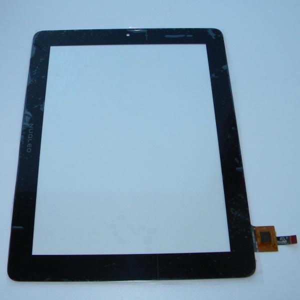 Тачскрин (сенсорная панель - стекло) для Digma iDrQ10 - touch screen - белый