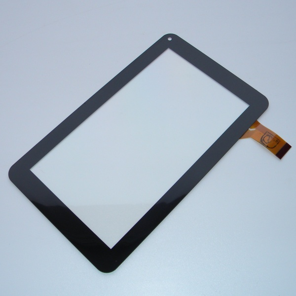 Тачскрин - сенсорное стекло ES033-8 - емкостный - 7 дюймов - размер 186мм на 111мм
