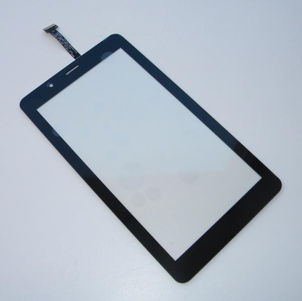 Тачскрин (сенсорная панель - стекло) для Fly Flylife Connect 7 3G 2 - touch screen - черный
