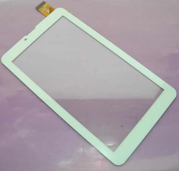 Тачскрин (сенсорная панель стекло) для Explay S02 3G - touch screen - белый
