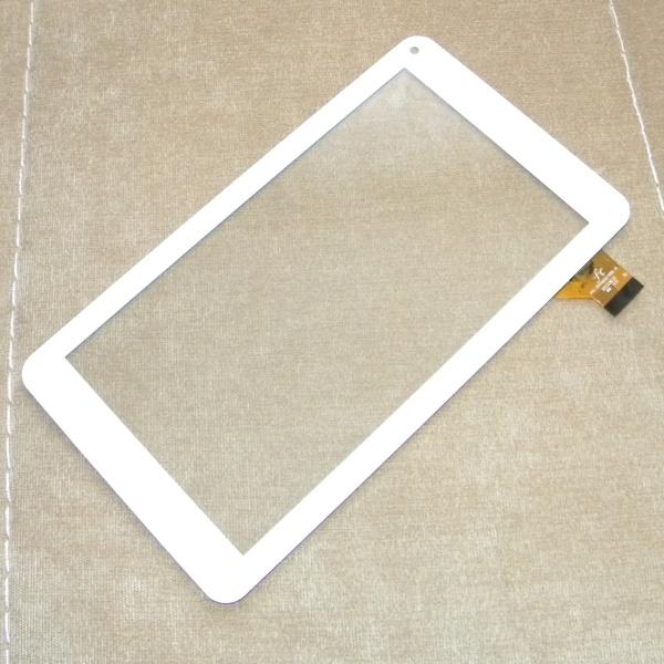 Тачскрин - сенсорное стекло FPC-TP070215(708B)-01 емкостный - 7 дюймов - размер 186мм на 104мм - белый