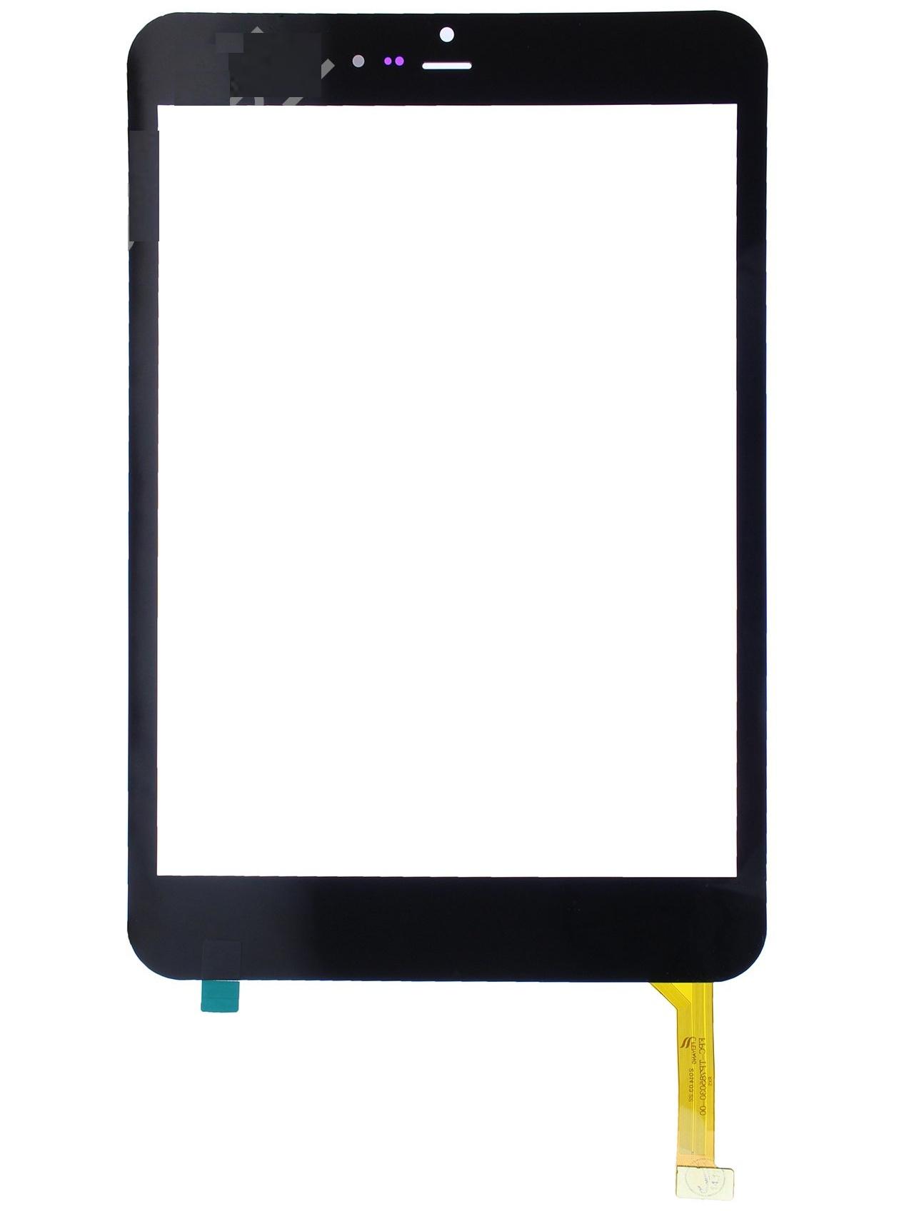 Тачскрин (сенсорная панель, стекло) для Oysters T82 3G - touch screen