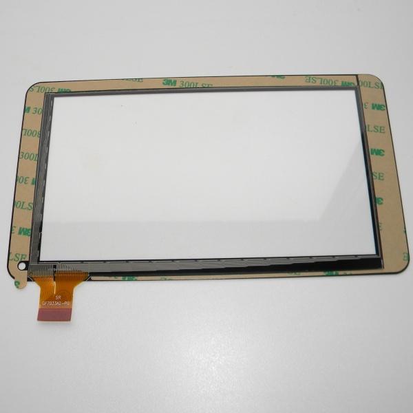 Тачскрин - сенсорное стекло GF7033A2-PG емкостный - 7 дюймов - размер 186мм на 106мм