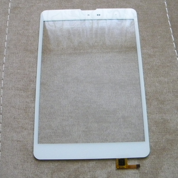 Тачскрин (сенсорная панель - стекло) для teXet TM-7858 3G - touch screen - белый