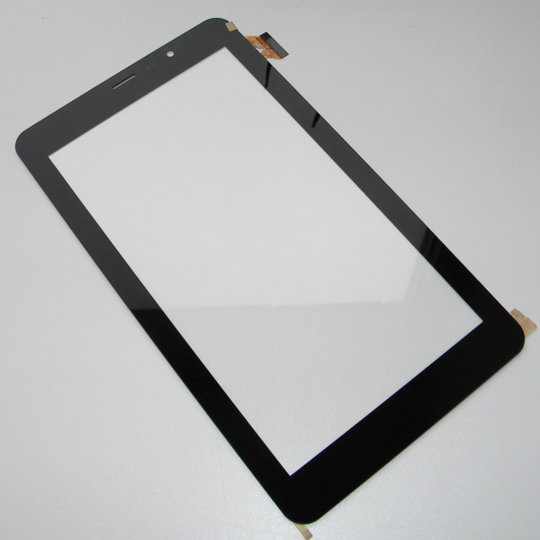 Тачскрин (сенсорная панель - стекло) для teXet TM-7058 3G - touch screen