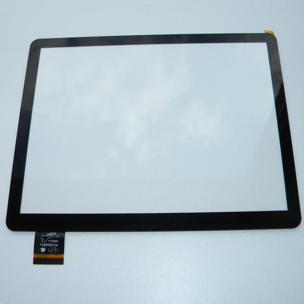 Тачскрин (сенсорная панель, стекло) для teXet ТВ-823A - touch screen