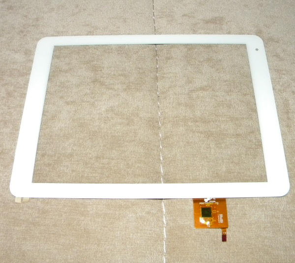 Тачскрин (сенсорная панель - стекло) для teXet TM-9757 - touch screen