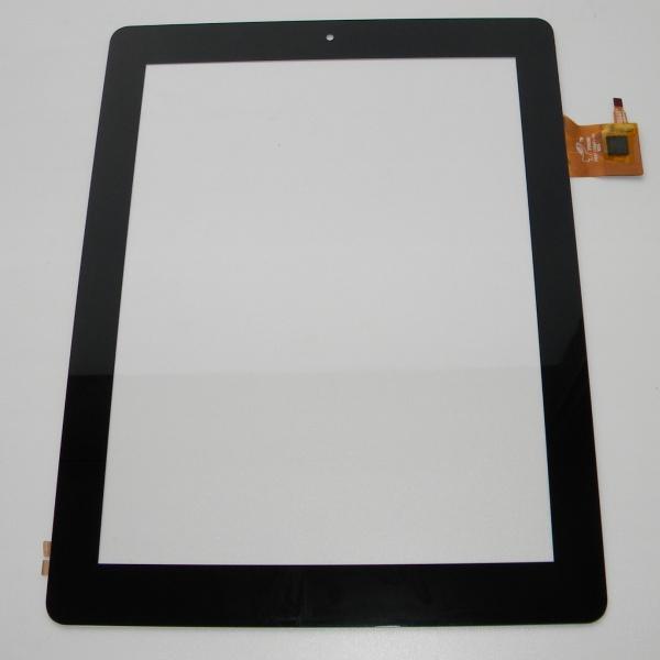 Тачскрин (сенсорная панель, стекло) для teXet TM-9750HD - touch screen