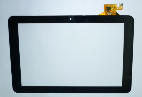 Тачскрин (сенсорная панель, стекло) для Ritmix RMD-1027 - touch screen