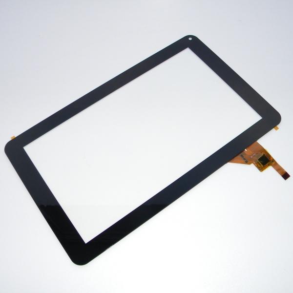 Тачскрин - сенсорное стекло MF-198-090F-2 емкостный - 9 дюймов - размер 232мм на 141мм