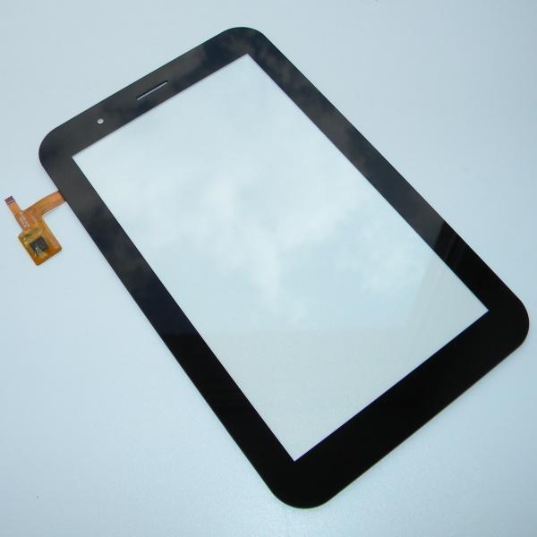 Тачскрин (сенсорная панель, стекло) для ODEON TV Tab-702 - touch screen