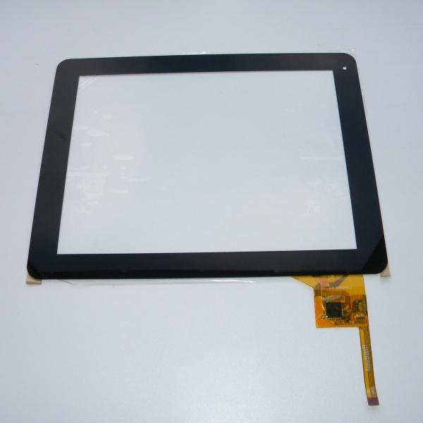 Тачскрин - сенсорное стекло WJ-DR97012 емкостный - 9.7 дюймов - размер 236мм на 184мм