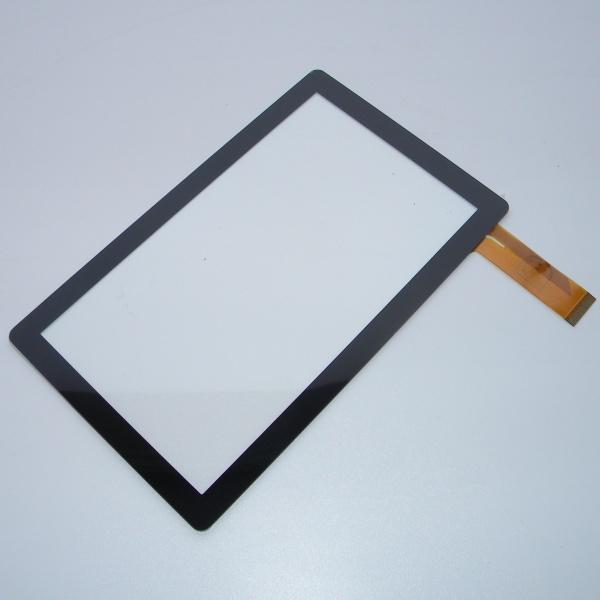 Тачскрин - сенсорное стекло YDT1285-A1 емкостный - 7 дюймов - размер 173мм на 105мм