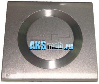 Крышка UMD для PSP 2000 Slim (серебро) Оригинал
