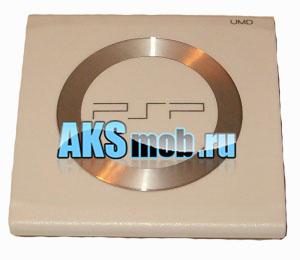 Крышка UMD для PSP 2000 Slim (белая)