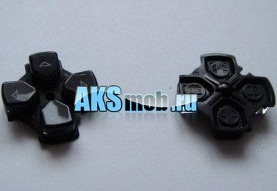 Кнопки PSP 2000 Slim (левая крестовина)
