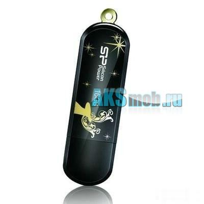 USB флеш-накопитель 16Gb - Silicon Power LuxMini 322
