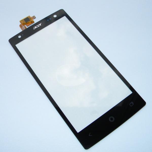 Тачскрин (сенсорное панель, стекло) для Acer Liquid E3 - Оригинал