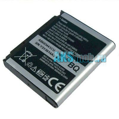 Оригинальная аккумуляторная батарея Samsung S5230 (AB553443CEC, 1000 mAh)