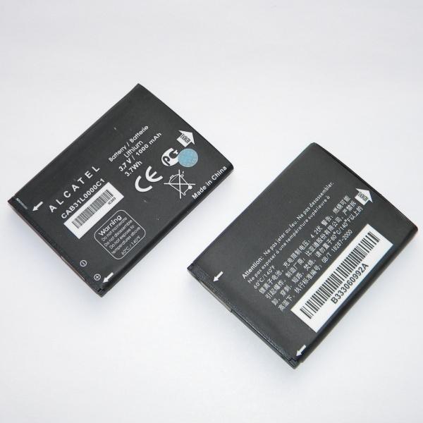 Аккумулятор CAB31L0000C1 для Alcatel One Touch 282, 813, 813D, 813F, 890, 890D, 891, 979, 3041D, МегаФон TP-DS1