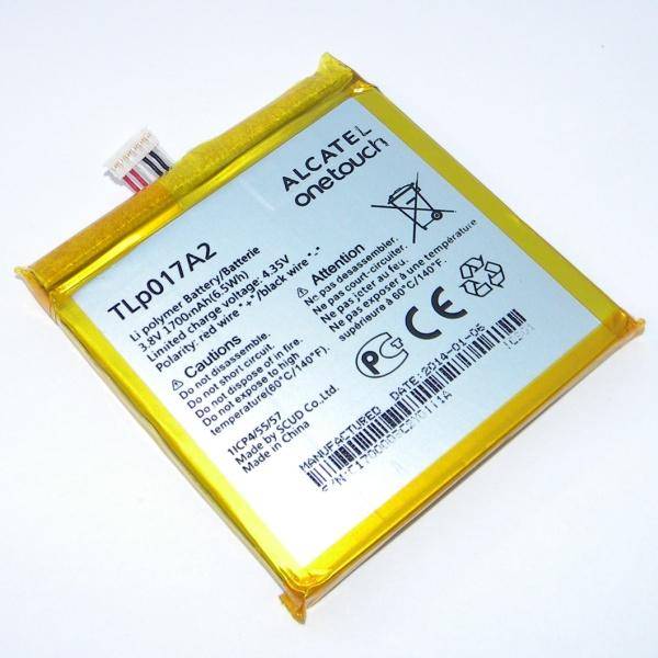 Аккумулятор (батарея) TLp017A2 для Alcatel One Touch IDOL Mini Dual OT-6012X / OT-6012D / OT-6014X / OT-6015X / OT-6016X / OT-6016D