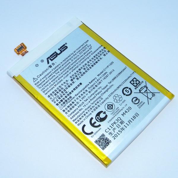 Оригинальная аккумуляторная батарея (акб) для Asus ZenFone 6 (A600CG) - battery C11P1501