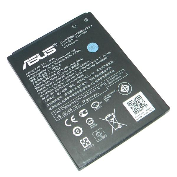 Оригинальная аккумуляторная батарея (акб) для Asus Zenfone Go (ZC500TG) - battery C11P1506