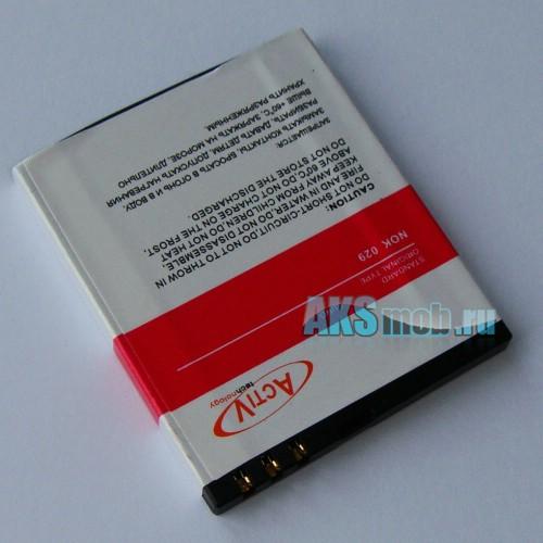 Аккумуляторная батарейка для китайского телефона TV F029 GPS