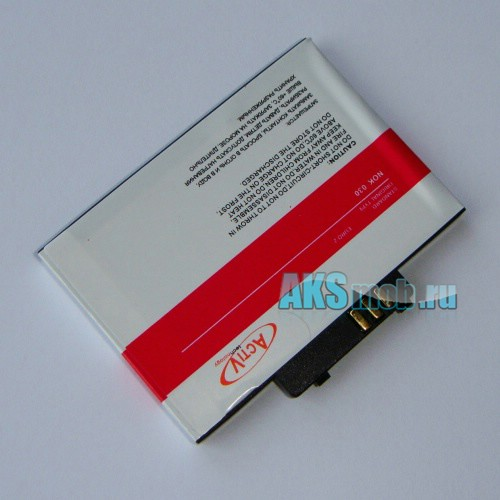 Аккумуляторная батарейка для китайского телефона F030