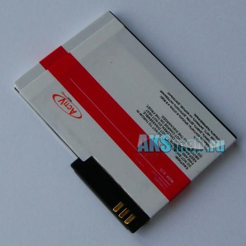 Аккумуляторная батарейка для китайского телефона TV F035 GPS