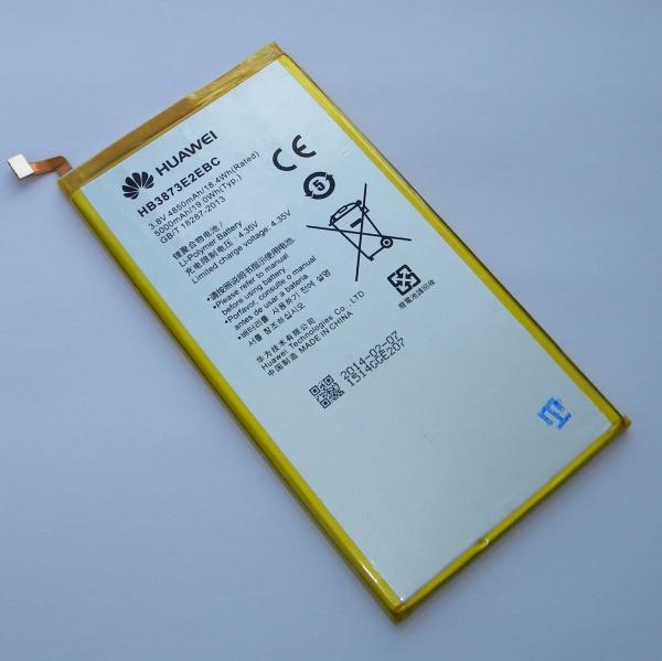 Аккумулятор (батарея) HB3873E2EBC для Huawei MediaPad X1 7.0 3G (7D-501U) / LTE (7D-501L)