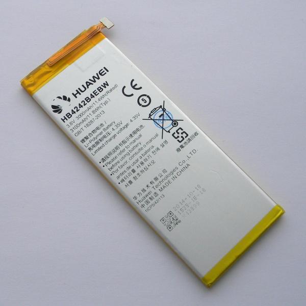 Оригинальная аккумуляторная батарея для Huawei Honor 6 - HB4242B4EBW - Оригинал