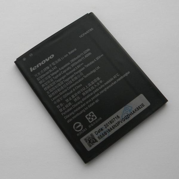 Аккумуляторная батарея (АКБ) для Lenovo A7000 - Battery BL243 - Original
