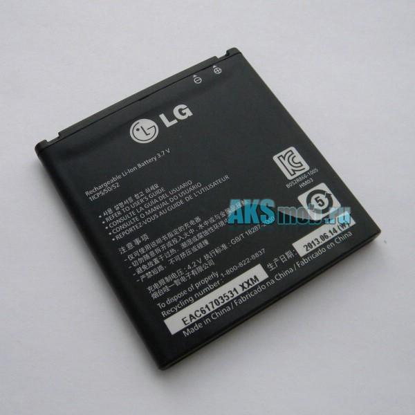 Аккумулятор (батарея) для телефона LG P725 Optimus 3D Max - Оригинал - Battery BL-48LN