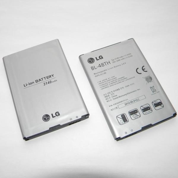 Аккумулятор (батарея) для телефона LG E940 / E977 / F240S / F240K / L-04E - Оригинал - Battery BL-48TH