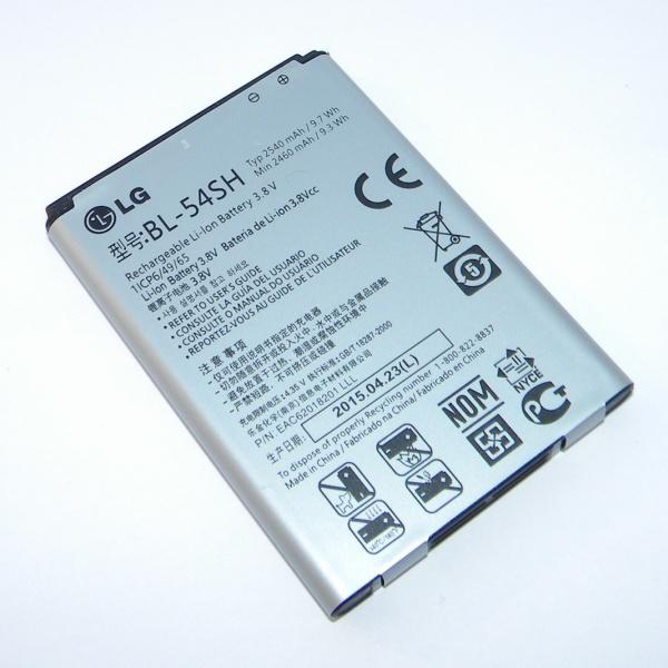 Аккумулятор (батарея) для телефона LG D405 L90 - Оригинал - Battery BL-54SH