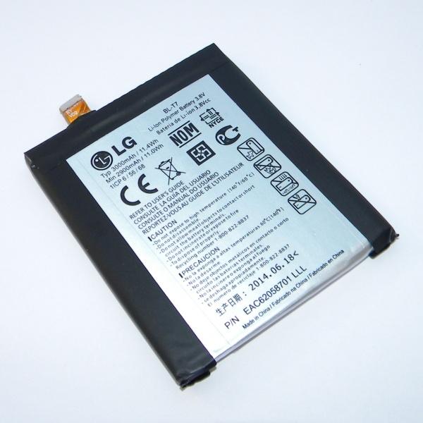 Аккумулятор (батарея) для телефона LG D802 Optimus G 2 - Оригинал - Battery BL-T7