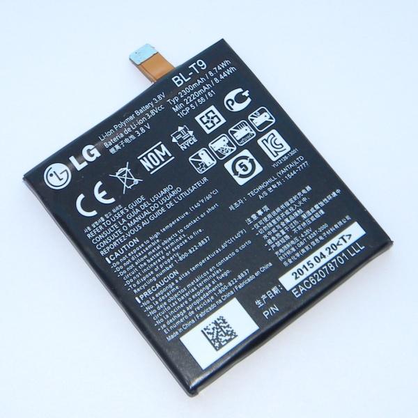 Аккумулятор (батарея) для телефона LG D821 Nexus 5 (Google Nexus 5) - Оригинал - Battery BL-T9