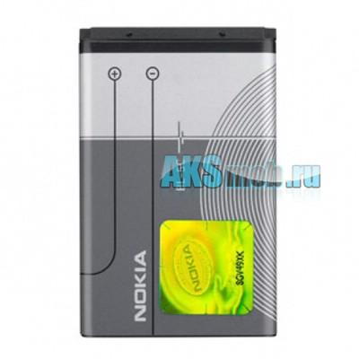 Оригинальная аккумуляторная батарейка Nokia 1110 (BL-5C, Li-Ion 1020 mAh, РСТ)