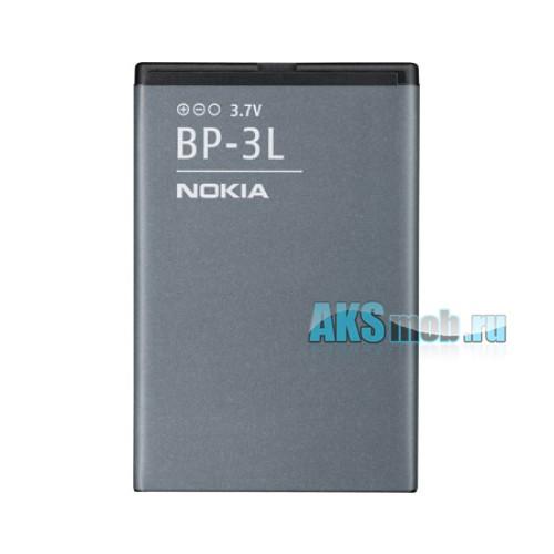 Оригинальная аккумуляторная батарейка для Nokia Asha 303 (BP-3L, 1300mAh)