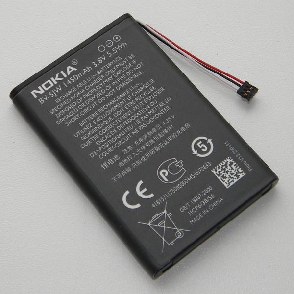 Оригинальная аккумуляторная батарейка для Nokia N9 - battery BV-5JW